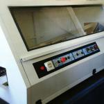 Máquina de solda onda simples