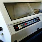 Máquina de soldar placas de circuito impresso